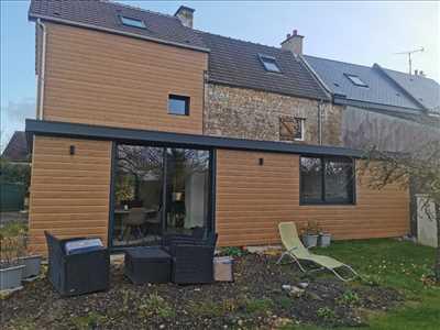 Photo Installation de veranda n°115 dans le département 14 par Caen Vérandas