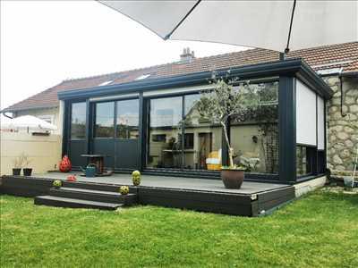 Photo Installation de veranda n°119 dans le département 14 par Caen Vérandas