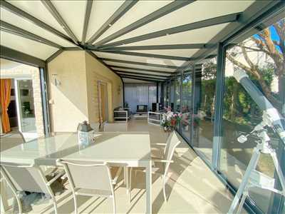 Photo Installation de veranda n°120 zone Calvados par Caen Vérandas