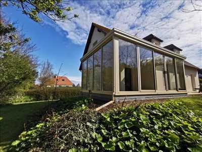 Photo Installation de veranda n°124 zone Calvados par Caen Vérandas
