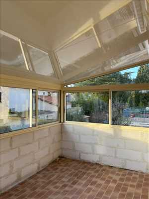 Exemple Installation de veranda n°209 zone Hérault par Franck