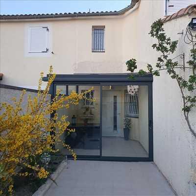 Photo Installation de veranda n°211 dans le département 34 par Franck