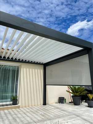 Photo Installation de veranda n°214 à Clermont-l'Hérault par Franck