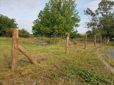 Photo Pose de clôture n°270 à Bordeaux par CONCEPT PAYSAGER