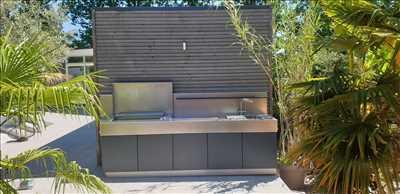 Photo cuisine d'extérieur n°280 zone Charentes-Maritimes par ATLANTIC INOX