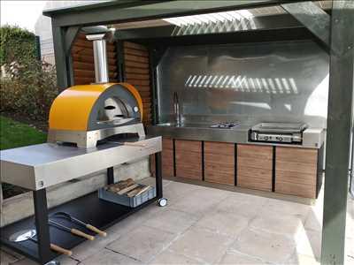 Photo cuisine d'extérieur n°283 dans le département 17 par ATLANTIC INOX