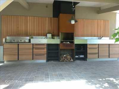 Photo cuisine d'extérieur n°284 zone Charentes-Maritimes par ATLANTIC INOX