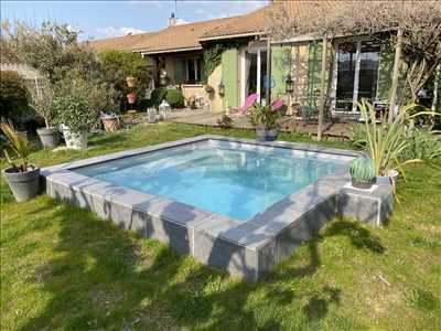 Photo Installateur piscine - pisciniste n°294 à Romans-sur-Isère par Victor