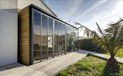 Photo Installation de veranda n°332 zone Ille-et-Vilaine par Frédéric