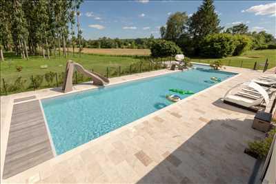 Photo Installateur piscine - pisciniste n°368 zone Aube par UNIBEO