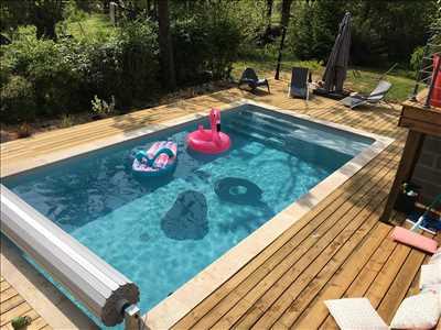 Exemple Installateur piscine - pisciniste n°369 zone Aube par UNIBEO