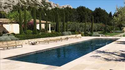 Exemple Installateur piscine - pisciniste n°381 zone Bouches-du-Rhône par Ozéo St Rémy - Eaux & Piscines