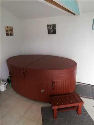 Photo Installateur piscine - pisciniste n°383 dans le département 28 par BERGOUNIOUX élagage & paysage