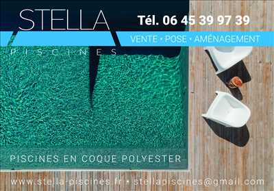 Photo Installateur piscine - pisciniste n°400 zone Hérault par Stella Piscines