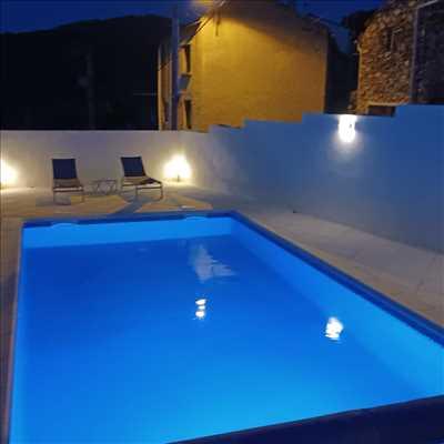 Exemple Installateur piscine - pisciniste n°401 zone Hérault par Stella Piscines