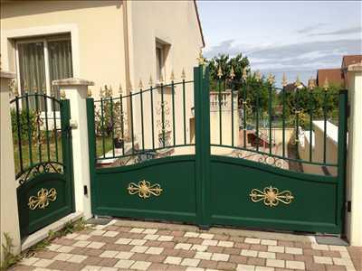 Photo Pose de clôture n°408 zone Côte-d'Or par Manale