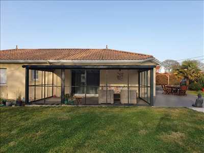 Exemple Installation de veranda n°429 zone Loire-Atlantique par Sunspace