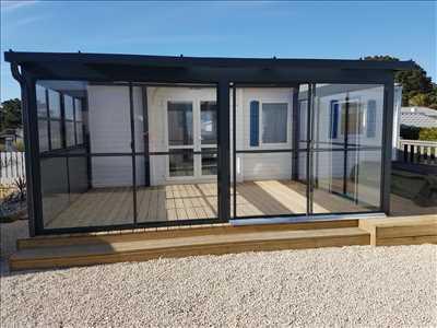Exemple Installation de veranda n°433 zone Loire-Atlantique par Sunspace France