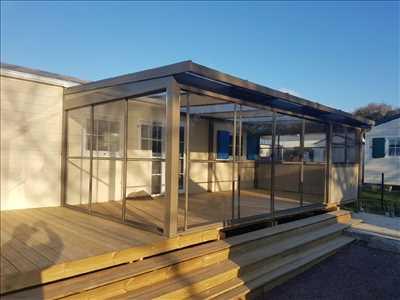 Photo Installation de veranda n°434 à La Baule Escoublac par Sunspace France