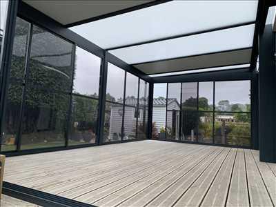 Photo Installation de veranda n°435 dans le département 44 par Sunspace France