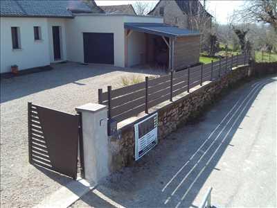 Photo Pose de clôture n°468 zone Aveyron par Julien