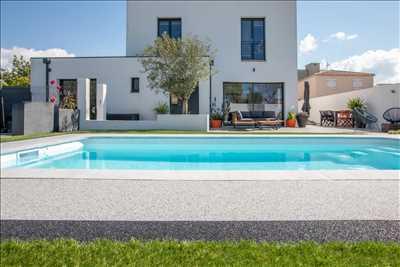 Exemple aménagement d'extérieur n°477 zone Vaucluse par Laëtitia Creysson