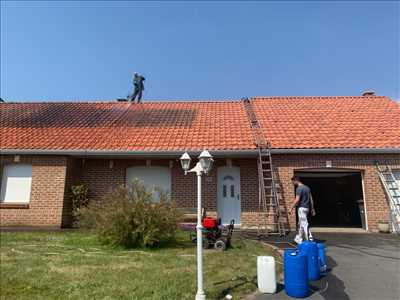 Photo Démoussage n°536 zone Pas de Calais par didier