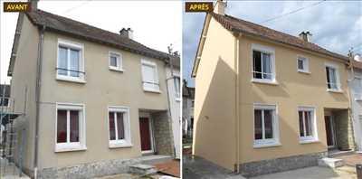 Exemple Démoussage n°541 zone Pas de Calais par didier