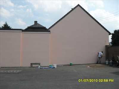 Photo n°543 : travaux d'extérieur par le membre didier