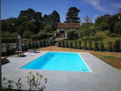 Photo Installateur piscine - pisciniste n°544 zone Rhône par lionel