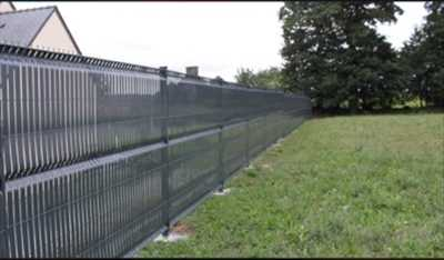 Photo Pose de clôture n°551 dans le département 76 par Entreprise Riffet
