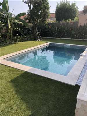 Photo Installateur piscine - pisciniste n°576 zone Alpes-Maritimes par Autoentrepreneur