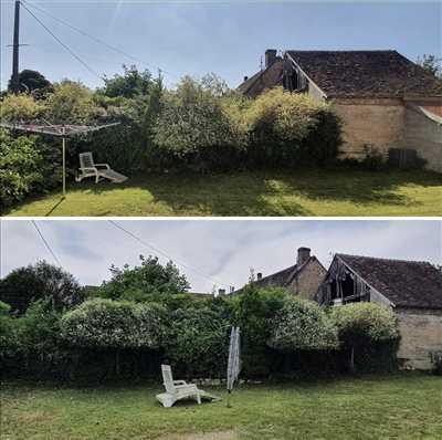Photo entretien d'espace vert n°626 à Montargis par maisonpropre45