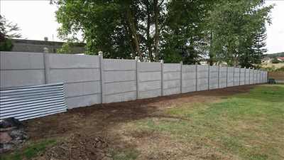 Photo Pose de clôture n°67 dans le département 60 par Stéphane