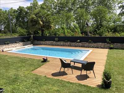 Exemple Installateur piscine - pisciniste n°73 zone Lot-et-Garonne par Nicolas